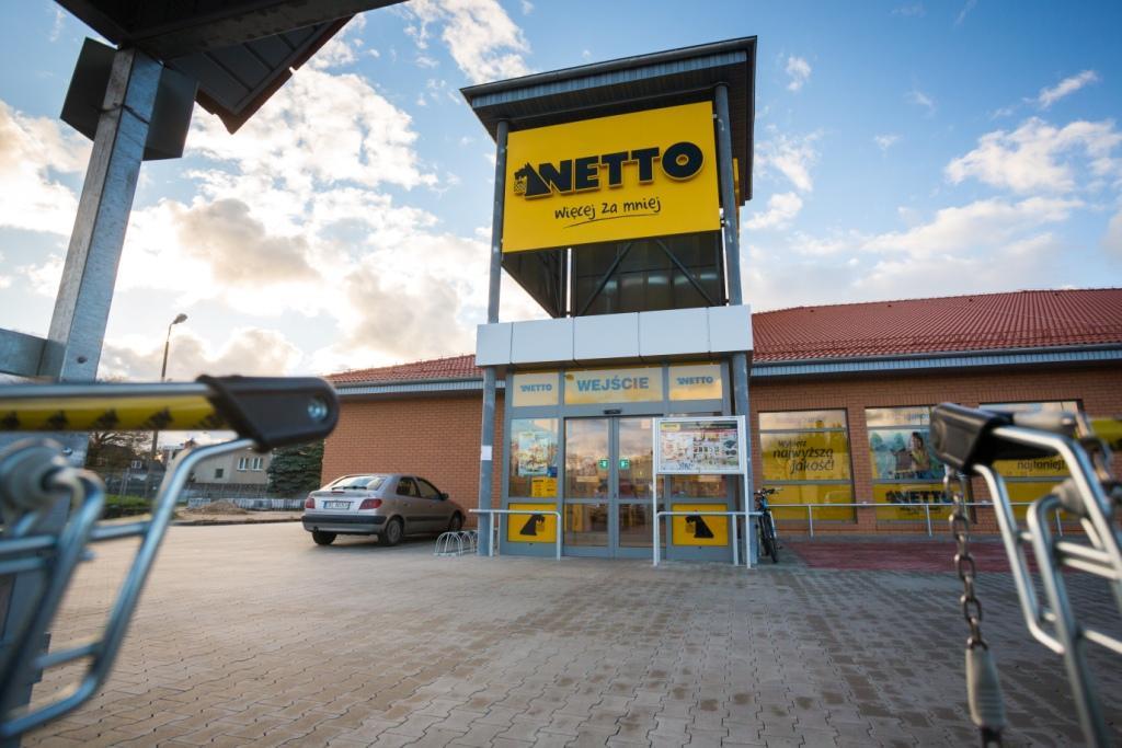 1aa860b1cb3f3 Sieć Netto otworzyła sklep w Ostródzie