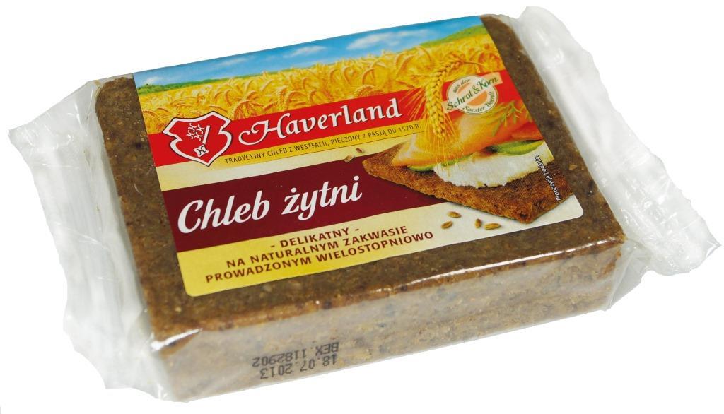 Chleb Haverland oraz pieczywo BIO od Dan Cake
