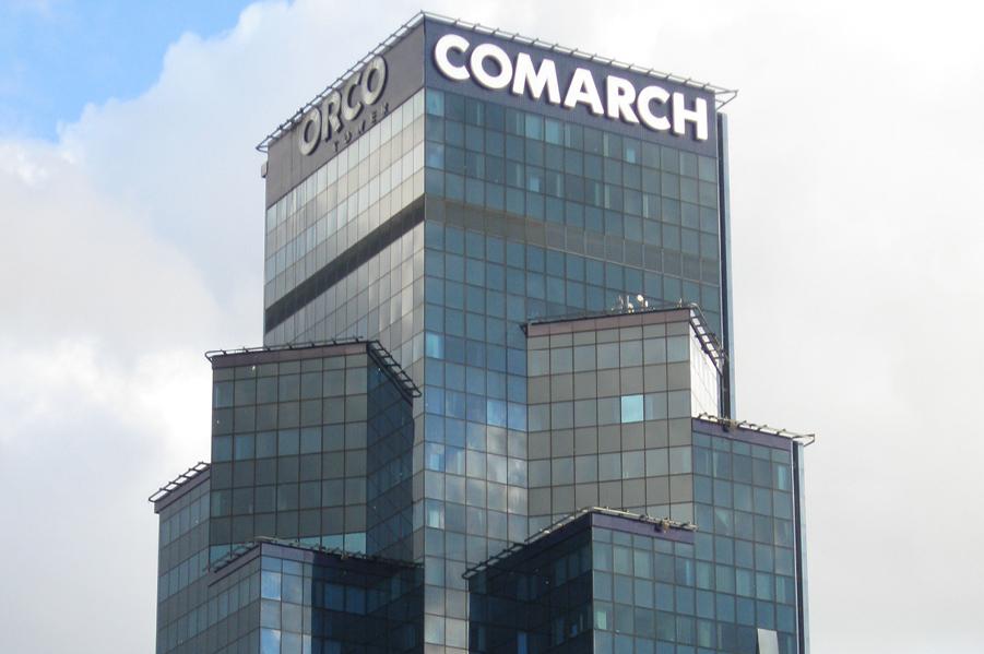 Comarch zamyka 2015 rok z 9procentowym wzrostem sprzedaży