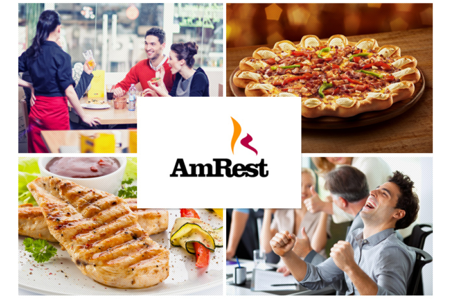 Ponad 1000 restauracji AmRest