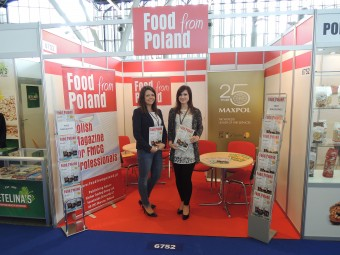 Food from Poland na targach PLMA w Amsterdamie