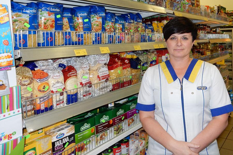 Violetta Szewczuk, Współwłaścicielka Sklep Vigers,  ul. Kolorowa, Lublin