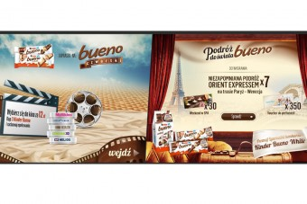Nowa promocja Kinder Bueno -