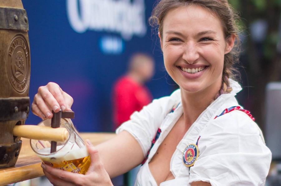 Pierwszy Paulaner Oktoberfest we Wrocławiu
