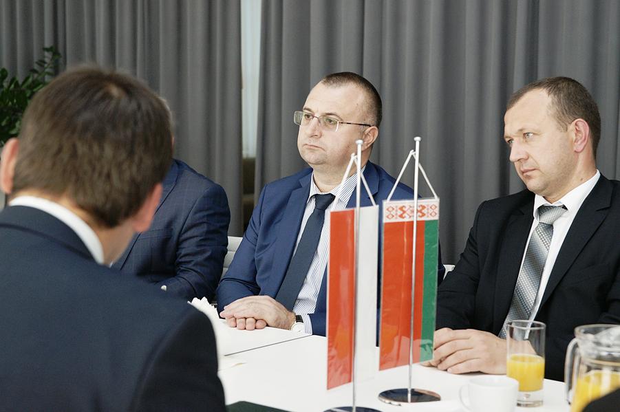 Rozmowy polskobiałoruskie na targach Polagra Food