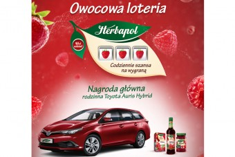 Wystartowała Owocowa loteria Herbapol-Lublin!