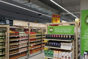 86. hipermarket Carrefour otwarty w CH Posnania