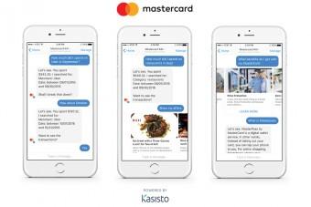 Chatboty od Mastercard: automatyczni asystenci  usprawnią obsługę klienta w internecie