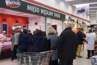 Nowe stoisko firmowe ZM Wierzejki w Ząbkach