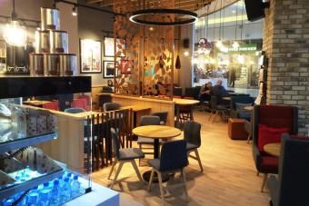 COSTA COFFEE z nową kawiarnią w krakowskiej galerii Bronowice
