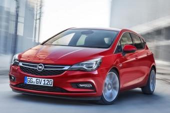 Opel Astra wybrany Autem Flotowym 2016 roku
