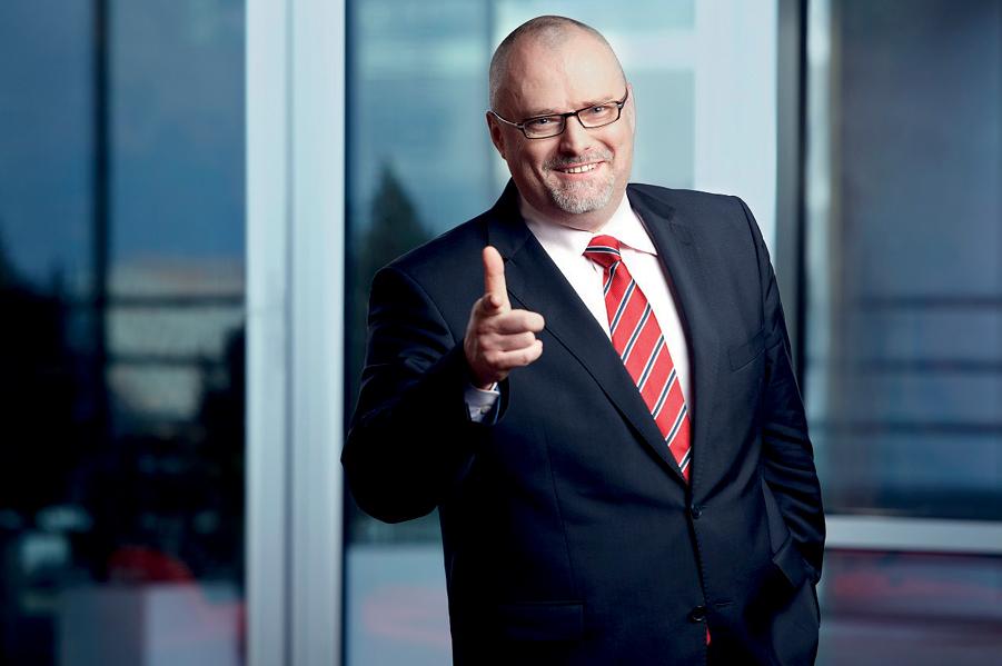 Wywiad z Markiem Kopyto z Unilever Polska