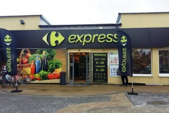 Mocna końcówka roku – 25 nowych sklepów franczyzowych Carrefour w grudniu