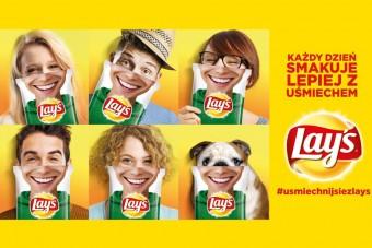 Niezwykła akcja Lay's, w której uśmiech niesie pomoc potrzebującym