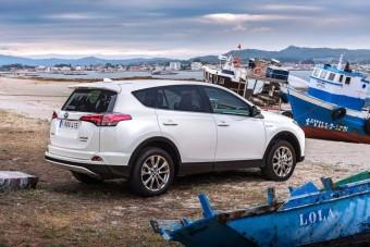 SUV-y stanowią 25 procent wszystkich sprzedanych samochodów w Europie