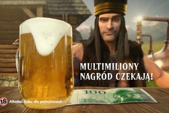 Nowa promocja marki Harnaś - MULTIMILIONER