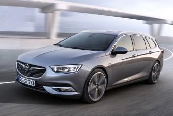 Przestronny i sportowy: nowy Opel Insignia Sports Tourer