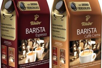 Ruszyła kampania nowych kaw Tchibo – Barista Espresso i Barista Caffe Crema