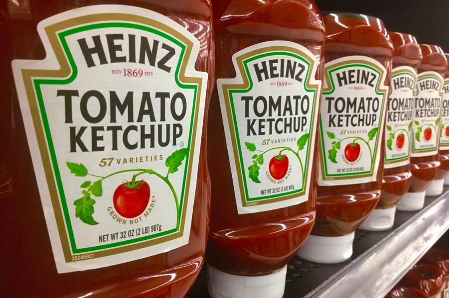 Kraft Heinz rezygnuje ze spółki z Unileverem