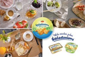 """Wiosenna kampania """"Wiele śniadań, jedna Śniadaniowa"""""""