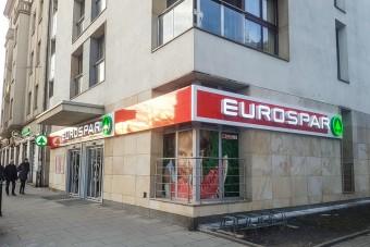 Pierwszy EUROSPAR w Krakowie