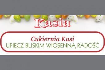 Cukiernia Kasi: Upiecz bliskim wiosenną radość!