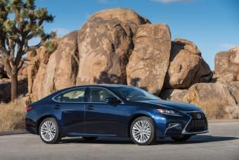 Lexus ES - jedyny w swoim rodzaju