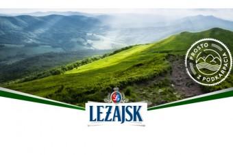 W nowej kampanii piwo Leżajsk odkrywa przed Polakami uroki Podkarpacia