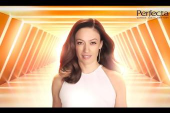Wiosenna kampania reklamowa marki Perfecta
