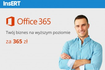 Office 365 Business w ofercie Insertu