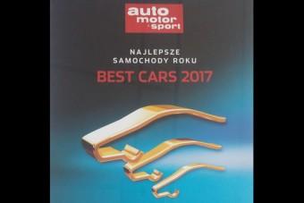 Renault Clio wyróżnione w Best Cars 2017