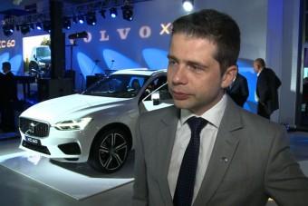 Volvo chce w tym roku sprzedać w Polsce 10 tys. samochodów