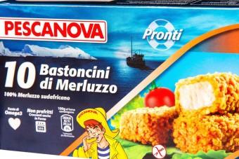 Bezglutenowe Paluszki rybne firmy PESCANOVA - koniec z wyrzeczeniami