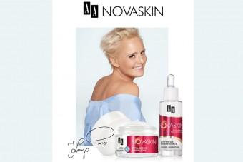 Oceanic z nową ambasadorką promuje linię NovaSkin