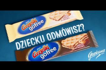 Nowa kampania reklamowa marki Grześki