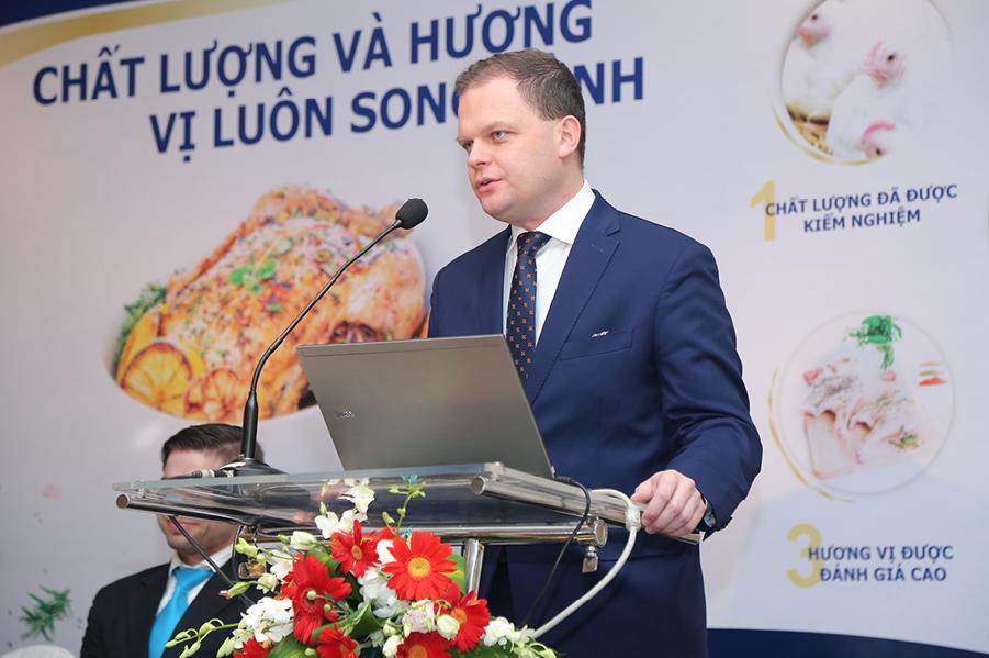KRDIG promuje drób w Wietnamie