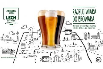 Rajzuj wiara do Browara! czyli wycieczki w gwarze po poznańskim browarze