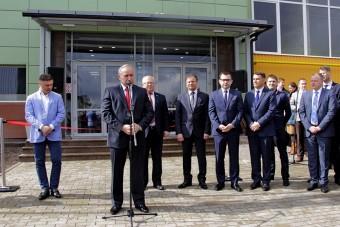Modern-Expo otwiera na Białorusi nową fabrykę