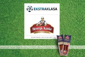 Henryk Kania, jedna z największych polskich marek FMCG, partnerem piłkarskiej Ekstraklasy