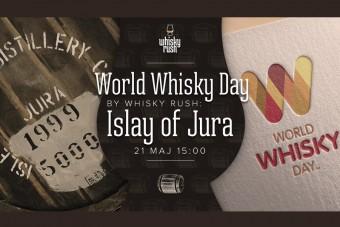 World Whisky Day – światowe święto whisky także w Polsce