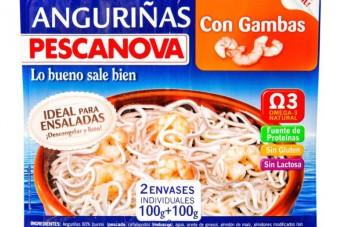 Surimi bezglutenowe z krewetkami od PESCANOVA - owoce morza na zdrową dietę