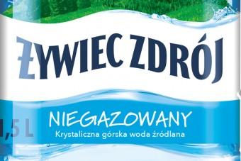 Martyna Wojciechowska i Żywiec Zdrój zobowiązują się dbać o naturalne zasoby wody w Polsce
