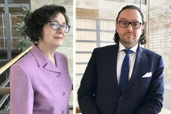 Wywiad z Tomaszem Kandeferem oraz Anną Adaszewską