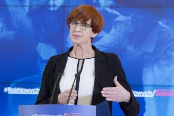 Rafalska: proponujemy minimalne wynagrodzenie od 2018 r. na poziomie 2100 zł