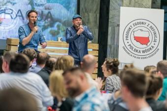 Polska Wódka ma nowych ambasadorów w Warszawie!