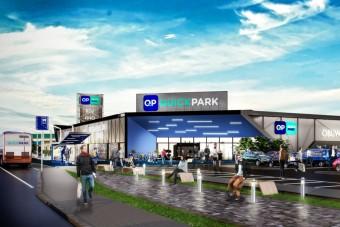 Supermarket SPAR otworzy się w Quick Parku w Oławie
