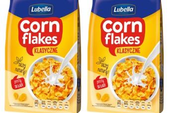 Płatki Lubella Corn Flakes