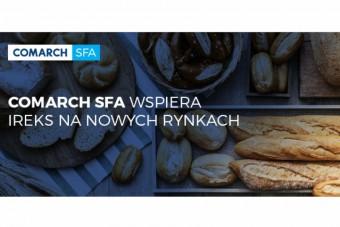Comarch wspiera IREKS na nowych rynkach
