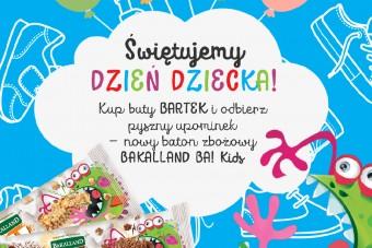 Bakalland i Bartek wspólnie świętują Dzień Dziecka przez cały weekend