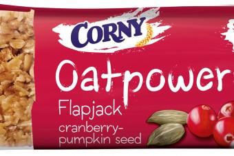 Nowość! Corny Oatpower - sycąca przekąska między posiłkami